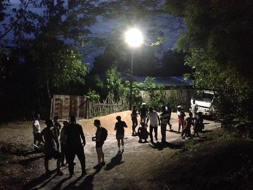 Solar Street Lamp Initiative