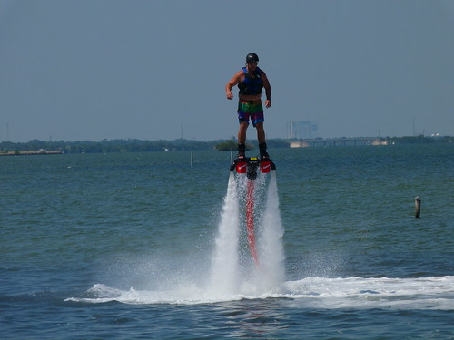 Flyboard Lesson / Merritt Island FL | by Rusty Clark ~ 100K Photos
