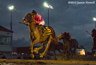 Power Broker wins the Grade II Indiana Derby (remote) | by creepy_coyote