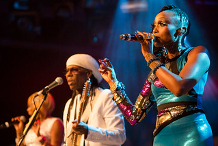 MMF 2013 - Chic featuring Nile Rodgers | by Aunty Meredith