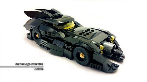 lego batman moc custom batmobile update 3 0 this is. Black Bedroom Furniture Sets. Home Design Ideas