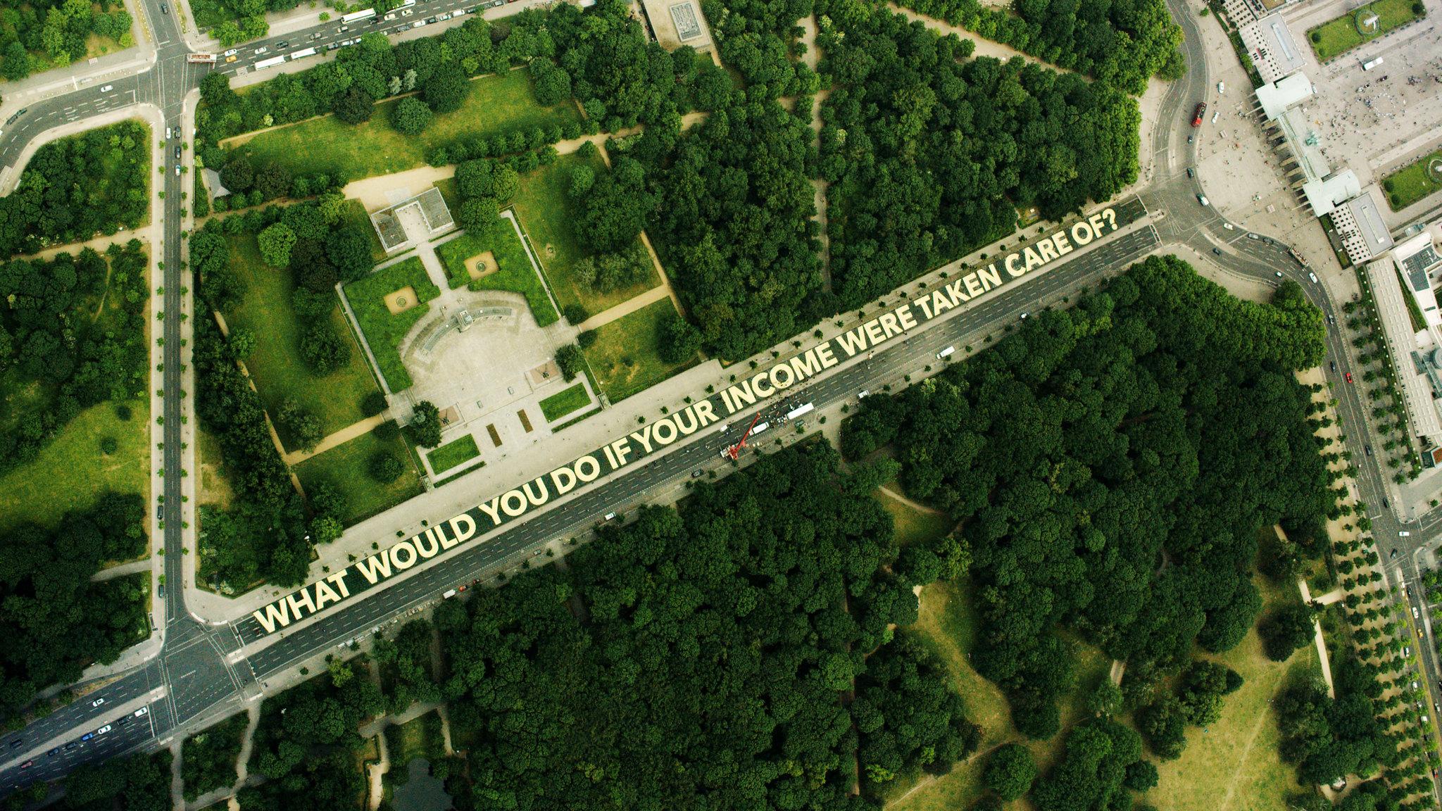 «Grösste Frage der Welt» - BERLIN