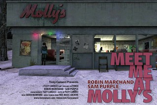 Meet me at Molly's movie poster | by Tizzy Canucci