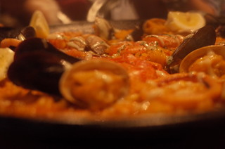 seafood paella | by HAMACHI!