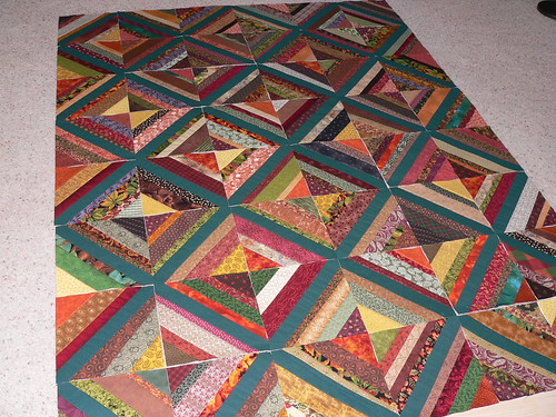 Autumn String Set for Heartstrings | by Deb@asimplelifequilts