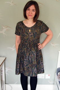 Vintage Pledge dress | by What Katie Does