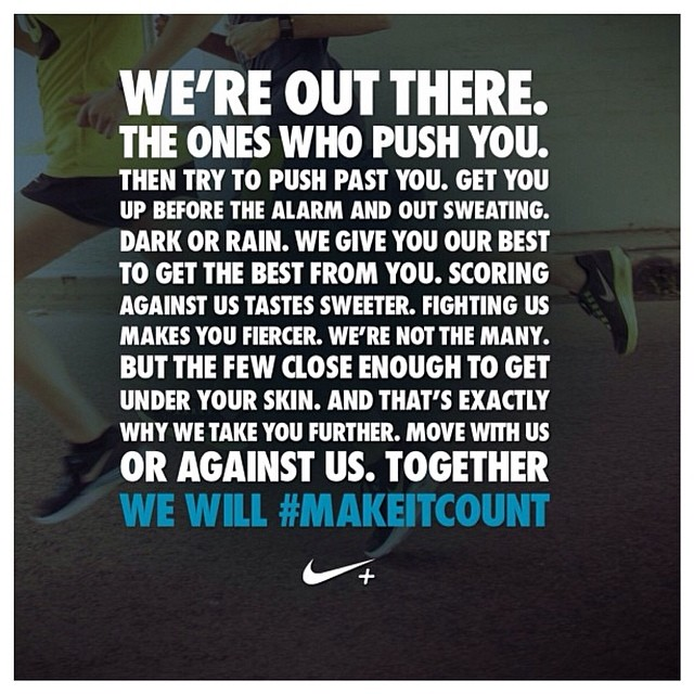 Nike Nikequotes Nevergiveup Neversurrender Meaning M Flickr