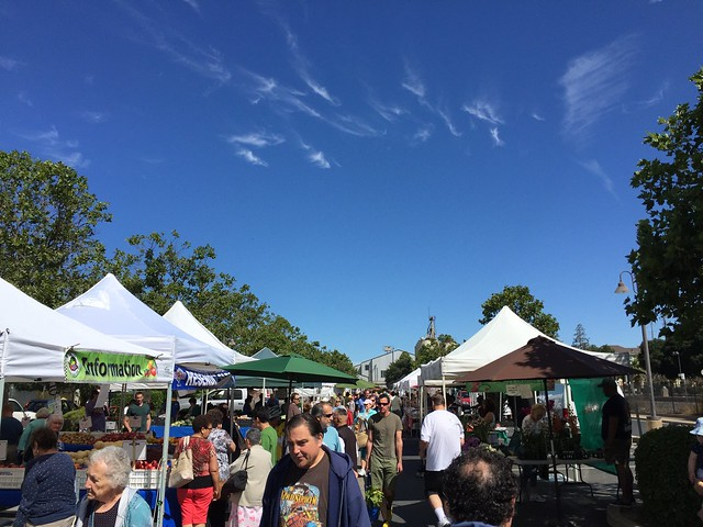 Morgan Hill Farmers' Market