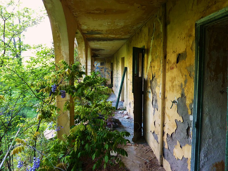 Bien connu ancien hotel alexandra Vernet les bains | Flickr ID23
