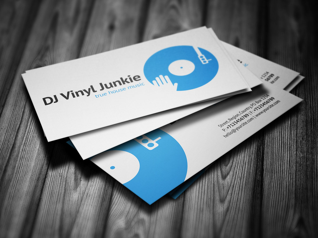 Vinyl dj business card this business card template may be flickr vinyl dj business card by iamvinyljunkie magicingreecefo Choice Image