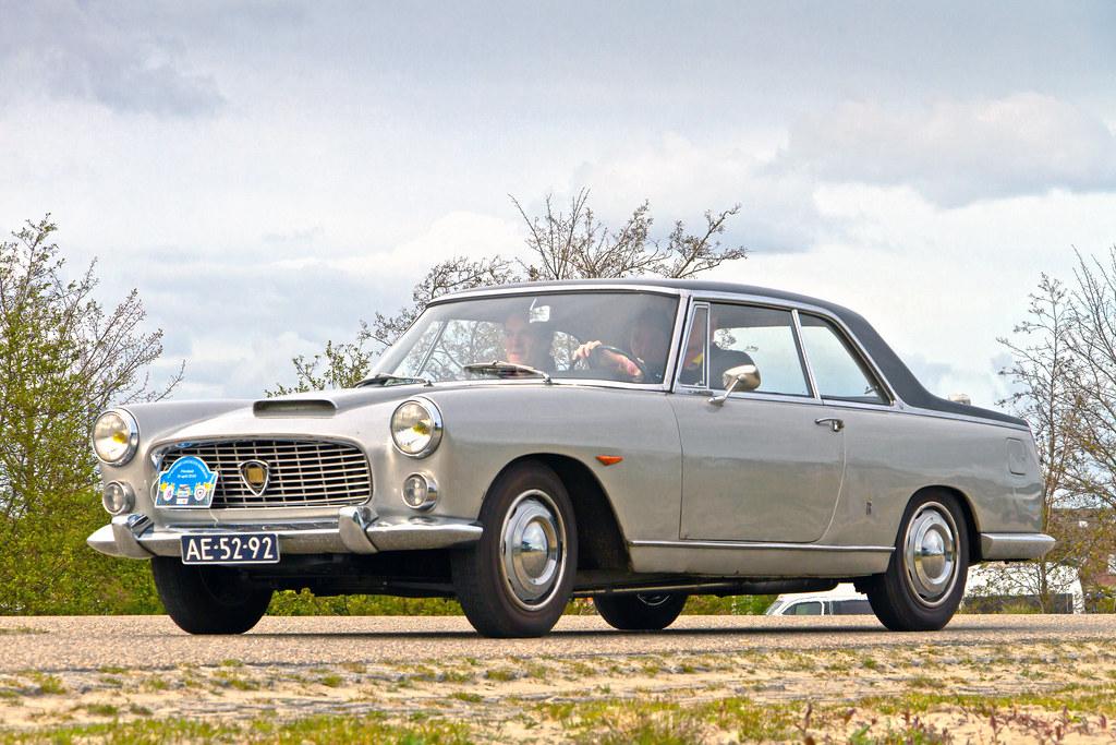 Lancia Flaminia Coupé 3B 2.8 1963 (7391) | Manufacturer: Car… | Flickr