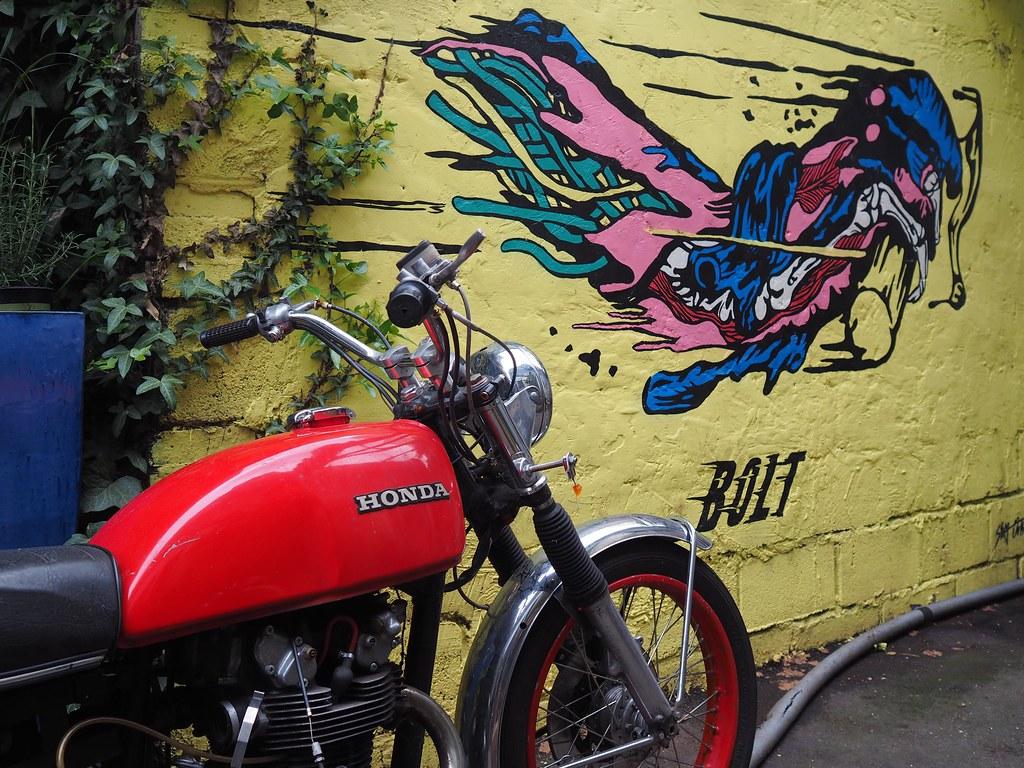 Bolt Motorcycles London