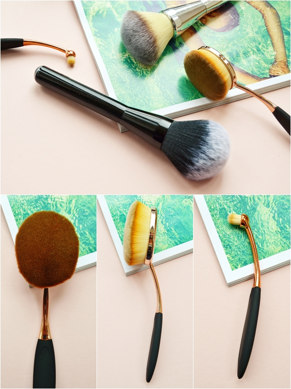 ebay-pro-oval-rose-gold-brushes