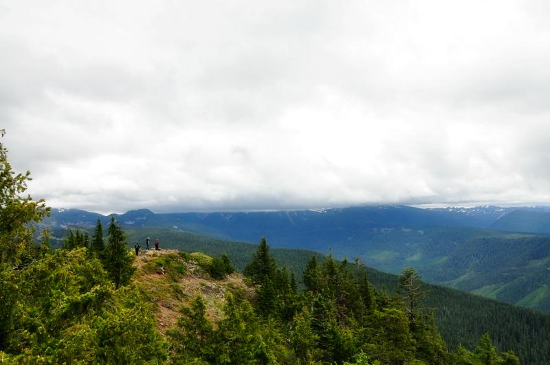 Triangulation Peak Hike 14 @ Mt. Hope Chronicles