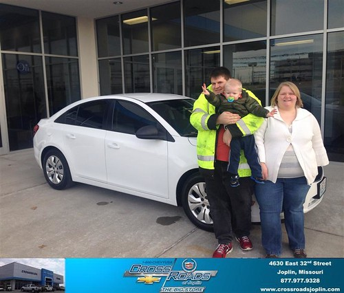 Wilson Cadillac: Thank You To Anthony Wilson On Your New 2014 #Chevrolet #C…