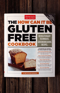 Test Kitchen Gluten Free Cookbook