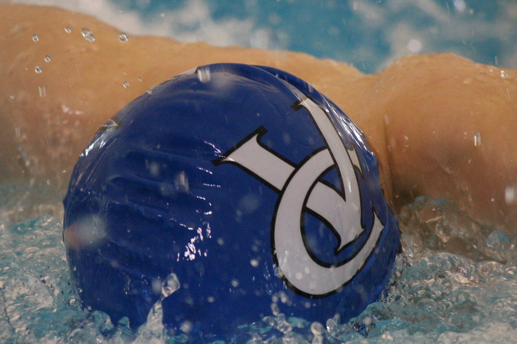 Valley catholic swim team at the 2015 state championships flickr for Mt hood community college pool open swim