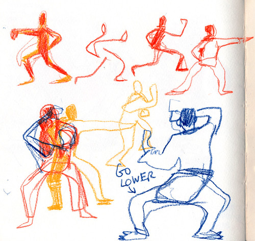 Sketchbook #97: My Life Drawing Class