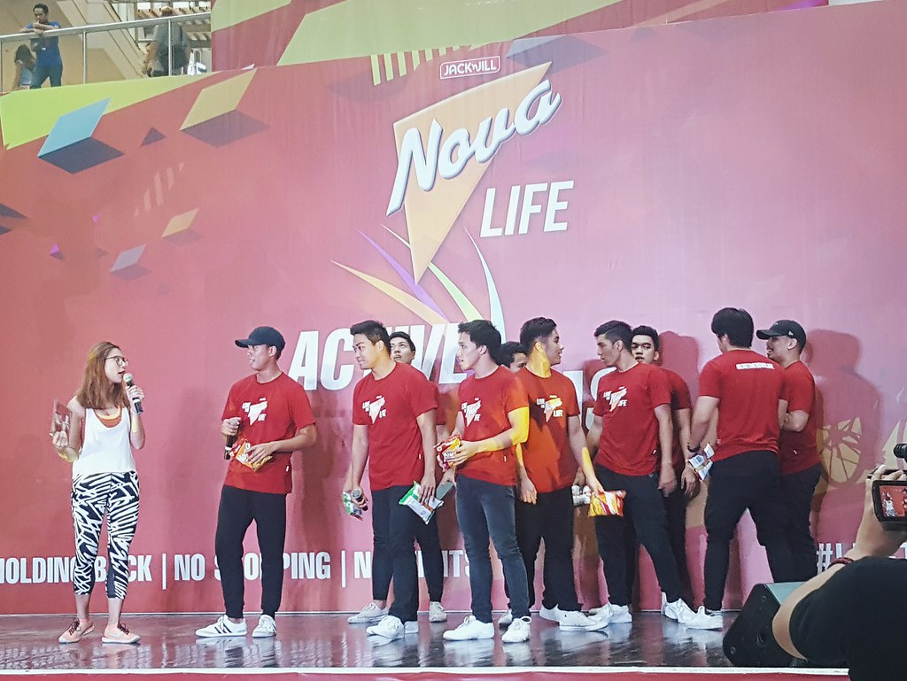 Active lifestyle with Nova Life