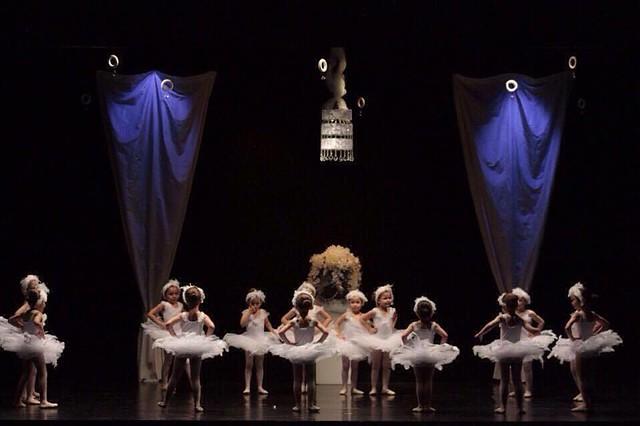 saggio accademia danza all'opera