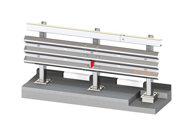 мостовое одностороннее трехволнове с верхним прогоном 11МОтв 350