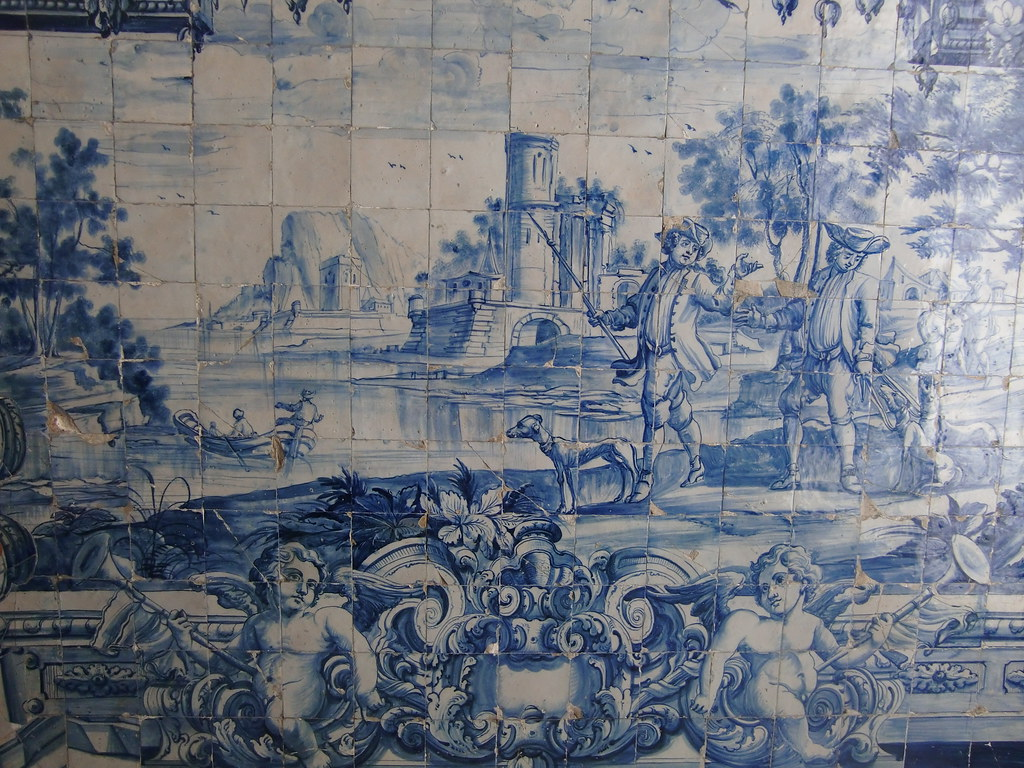Tile museum lisbon presenting five centuries of decora flickr tracing tile museum lisbon presenting five centuries of decorative ceramic tiles or azulejos tracing dailygadgetfo Images