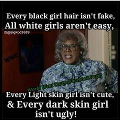 i want a white girl