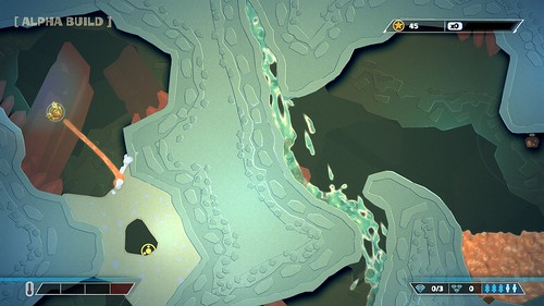 PixelJunk Shooter Ultimate on PS4 and PS Vita | by PlayStation.Blog