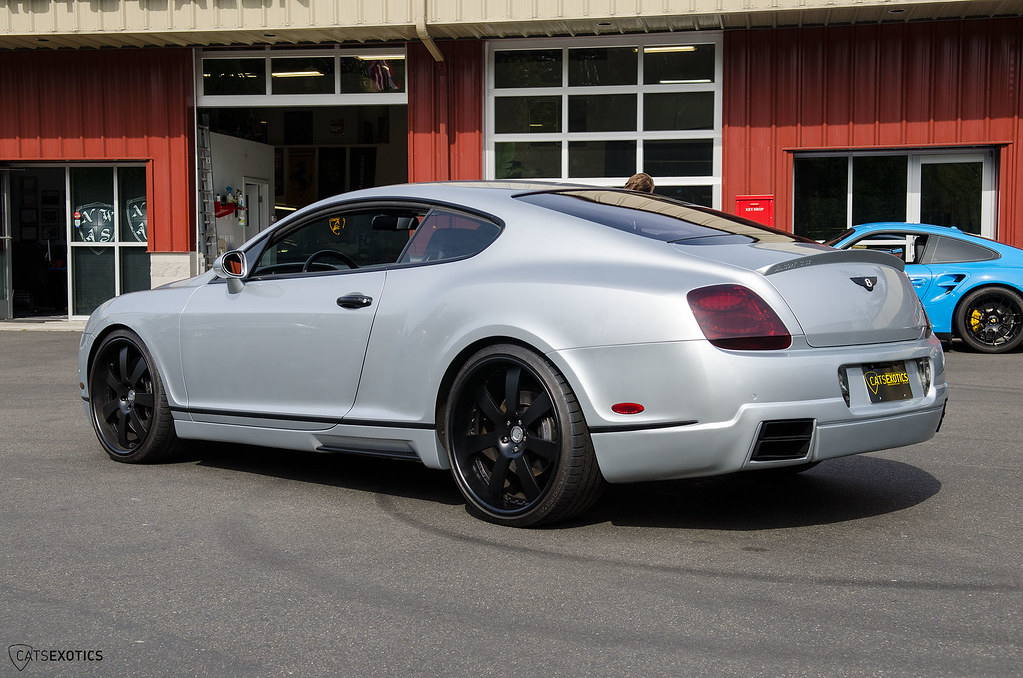 2006 Bentley Continental Gt For More Info Please Visit Our Flickr