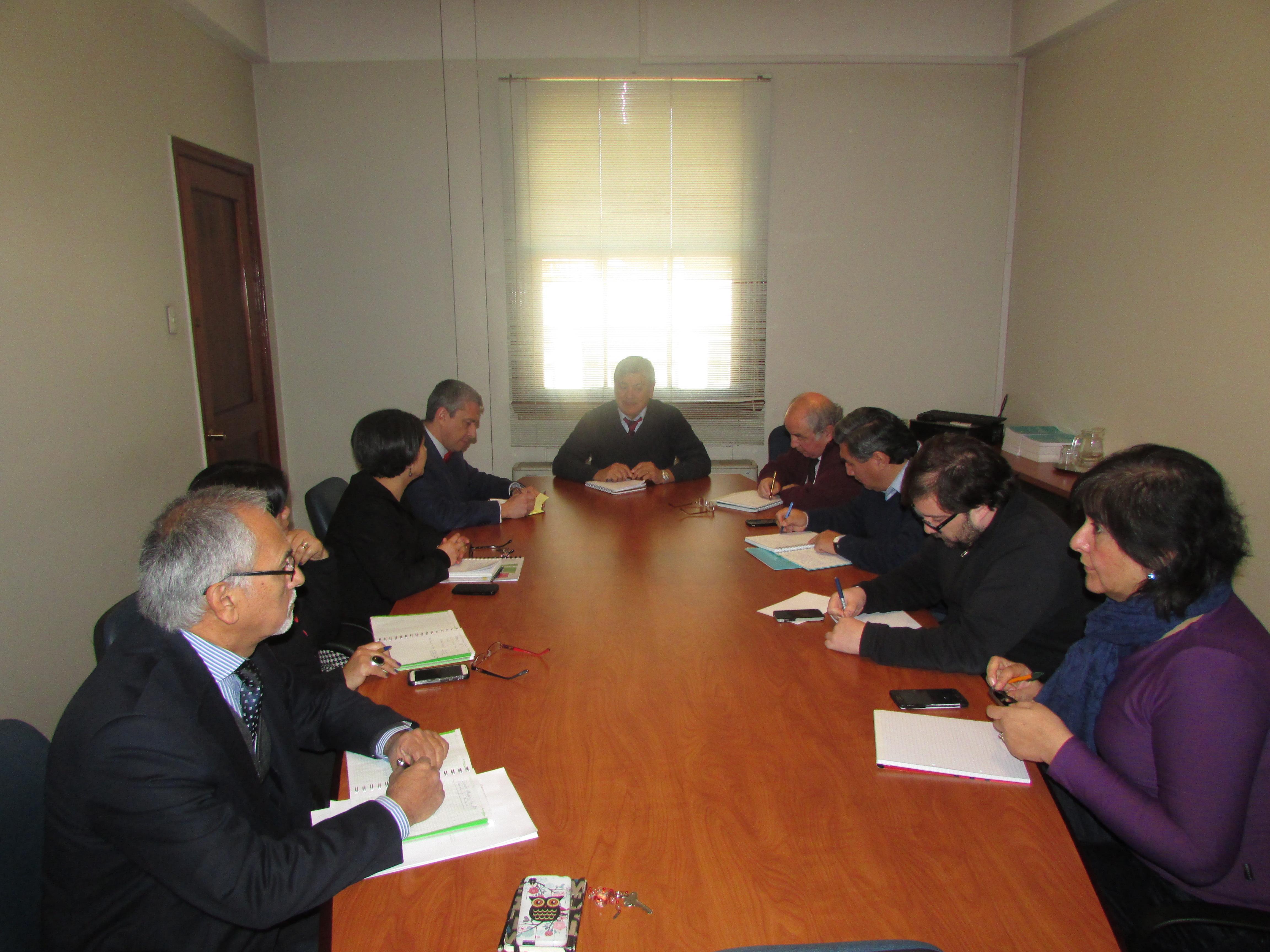 ATRADIP se reúne con Director de Presupuesto - 06 Julio 2016