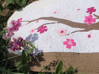 Cherry Blossom Quilt | by DanaK~WaterPenny