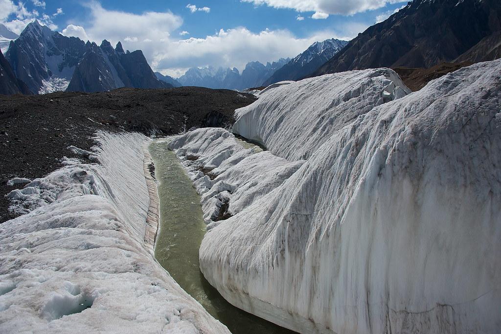 Resultado de imagen para images of baltoro river