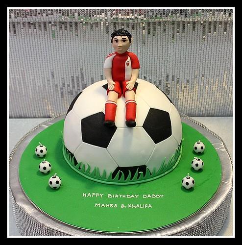 Ball Birthday Cake Ideas
