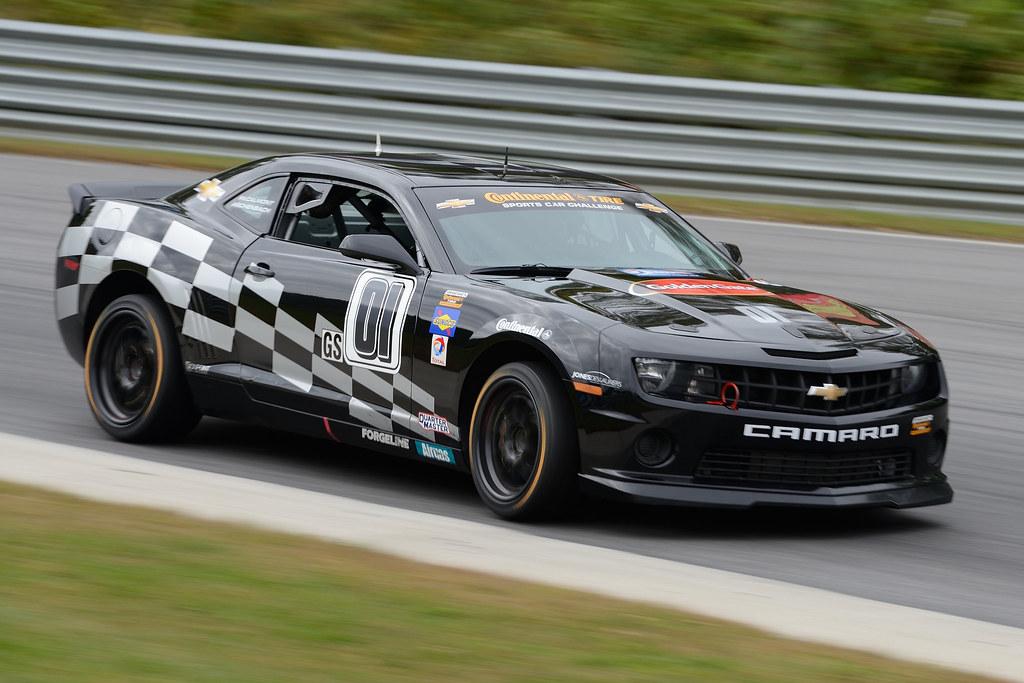 Number 01 Cks Autosport Chevrolet Camaro Gsr Gs Driven Flickr