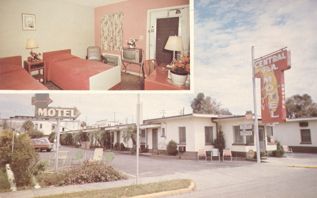 Central Florida Motel - Haines City, Florida