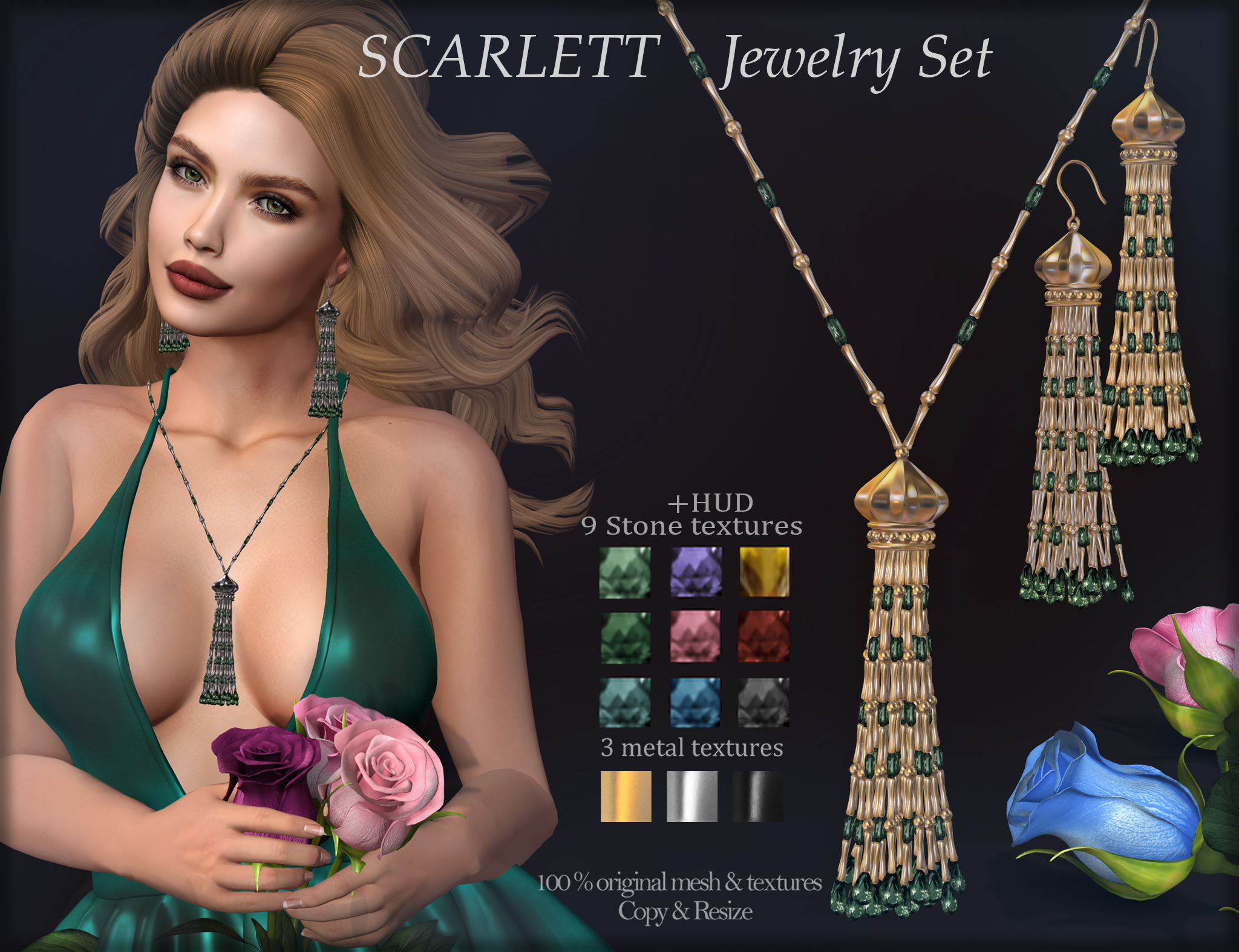 Scarlett_Jewelry Set
