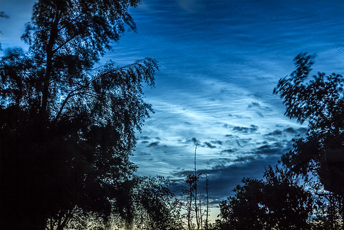 Noctilucent Cloud