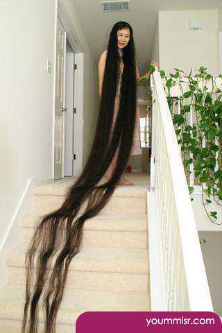 Longest hair woman in the World 2014 (66) | Longest hair ...