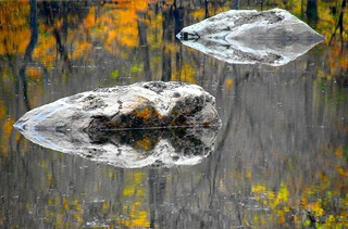 2 Rocks and Their Reflection | by Stanley Zimny (Thank You for 32 Million views)