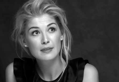 Rosamund Pike | by David Alexander Elder