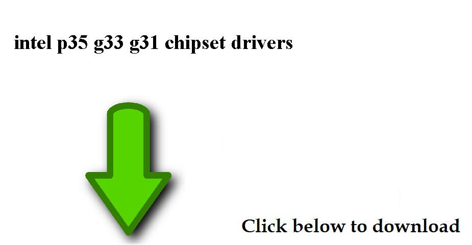 Intel g31 driver sound.