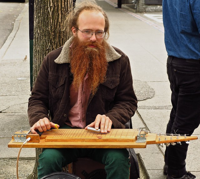 Homemade Lap Steel Guitar