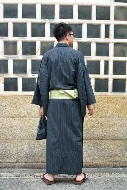 倉敷_美観地区_浴衣