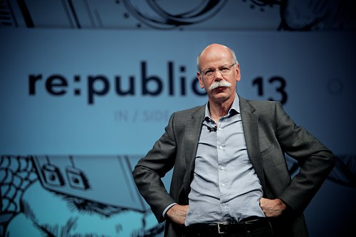 re:publica 2013 Tag 2 – Dieter Zetsche | by re:publica 2018 #PoP