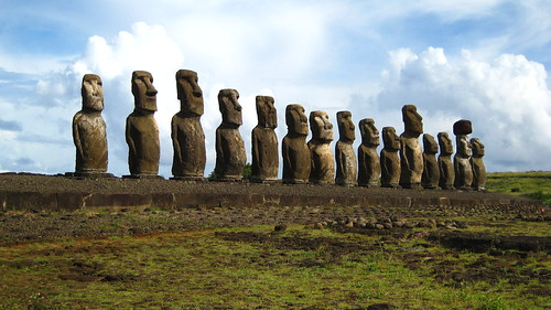 Easter Island - Chile Holiday Tours - South America Tourism | by satoim