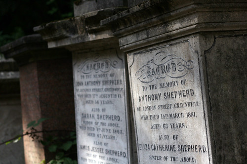 Nunhead Cemetery | by Simple Village Girl