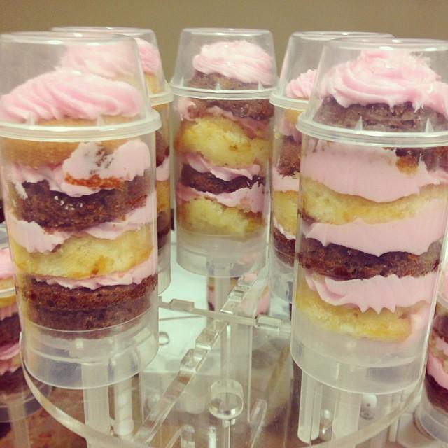 Cake Push Up Pops Daddy Baby Shower Gvsu 10 18 13 Steven Depolo