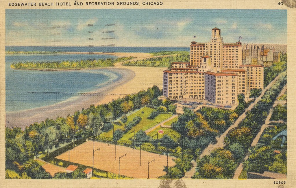 Edgewater Beach Hotel - Chicago, Illinois