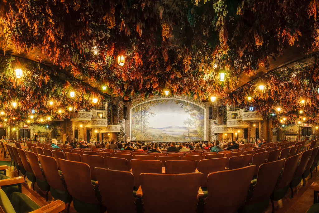 The Winter Garden Theatre 5 Frame Panorama Shot Vertically Flickr