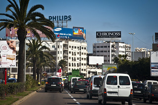 Rush hour in Casablanca | by World Bank Photo Collection